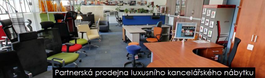 Luxusní kancelářský nábytek