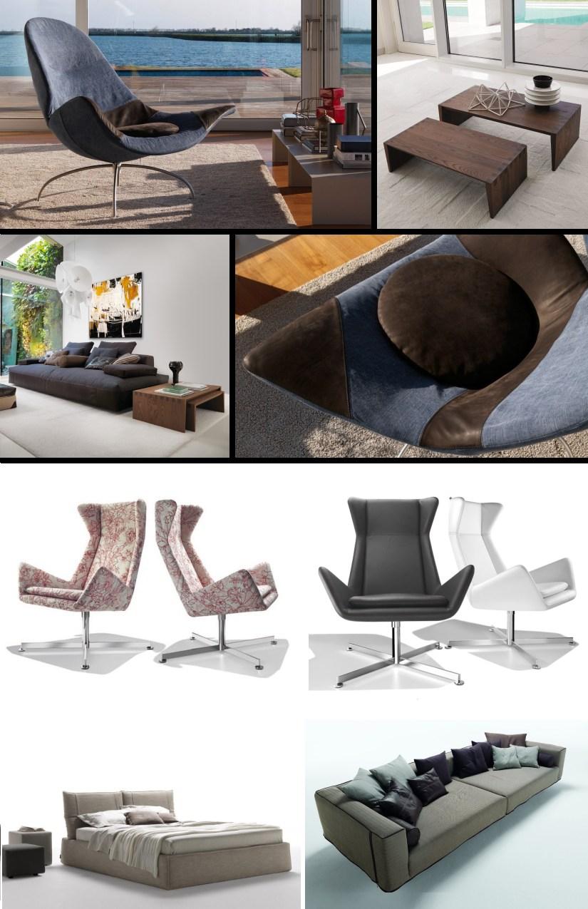 Nový nábytek - luxusní designový nábytek