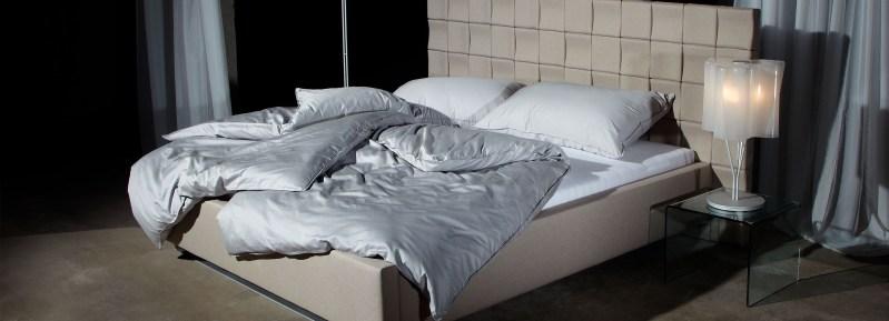 Designové luxusní postele Polstrin Praha...